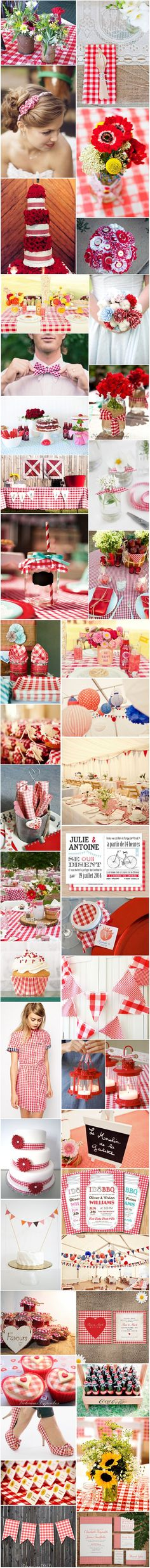 inspiration mariage guinguette - Babou Mariage .