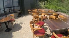 Outdoor Furniture Sets, Outdoor Decor, Restaurant, Partner, Berlin, Twitter, Home Decor, Yummy Food, Food And Drinks
