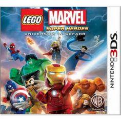 LEGO Marvel Super Heroes  3DS in Actionspiele FSK 12, Spiele und Games in Online Shop http://Spiel.Zone