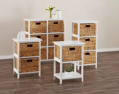 Great for the kitchen, bedroom, kids room or bathroom from Fantastic Furniture at Crossroads Homemaker Centre