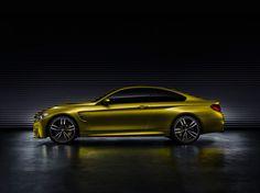 BMW M4 Coupé chega ao Brasil por quase meio milhão de reais