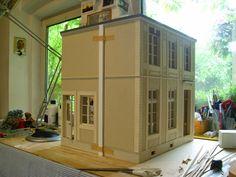 ♥ Pipi's miniatures ♥: Making of - Das Léa Haus 5