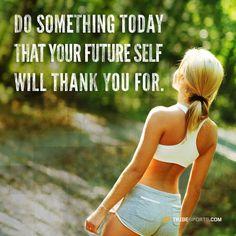 Start today. No more procrastination. #myambition
