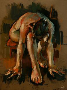 Crawfurd Adamson - Jill George Gallery - Contemporary Art - Soho, London, England
