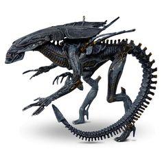 Alien Queen from Aliens Ornament