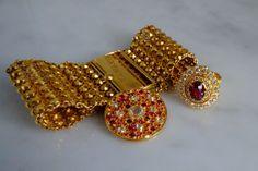 SIJS Deep Red Ruby Ring 4b Jade Earrings, Ruby Jewelry, Art Deco Earrings, Round Earrings, Unique Earrings, Jewelry Gifts, Dangle Earrings, Unique Jewelry, Ruby Ring Vintage