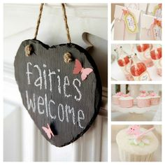 Fairy Garden 3rd Birthday Party | Bickiboo Party Supplies