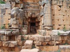 mausolé royal maurétanien ( قبر الرومية )