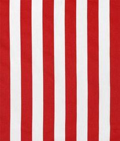 Premier Prints Canopy Lipstick Fabric - $9.98 | onlinefabricstore.net - Curtain Panel?