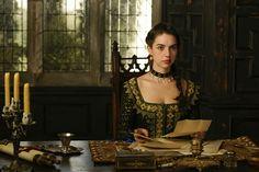 Reign, season 4, episode 7, Hanging swords. Queen Mary.
