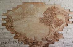 барельеф-на-стене-своими-руками.jpg (1500×973)