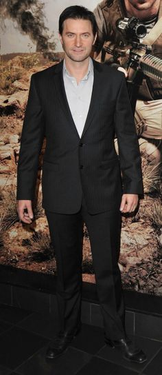 Richard Armitage at the Strike Back Premiere, Leicester Square, London England April 15 2010