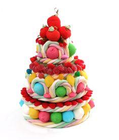 Gâteau de bonbons Coloré | MonGateauDeBonbons