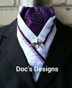 Limited Edition Dressage Stock tie!