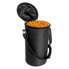 NUOLUX Pet Bowls Collapsible Dog Bowls Food Feeder Water Bowl for Camping Travel Hiking (Black) >>> Find out more about the great product at the image link.