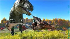 Some Ark: Survival Evolved Dinos Are Getting Nerfed : Games : iTech Post