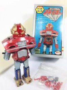 Blazer Zinclon die-cast toy Chogokin unused Vintage Bullmark 1970s JAPAN 748 #Bullmark