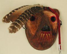 Native Bear Mask.