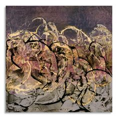 Gallery Direct Shirley Williams 'Transforming Current II' Print on Wall Art