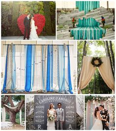 we love creative #wedding backdrops!  will you have one?  share with us on #betweendesigns!