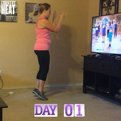 Country Heat dnce workout from Beachbody. Fitness Tips. Whole30 Weight Loss, Fast Weight Loss Diet, Weight Loss Before, Easy Weight Loss, Weight Loss Challenge, Healthy Recipes For Weight Loss, Healthy Tips, Healthy Meals, Eating For Weightloss
