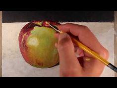 (1) Acrylic Painting - Still Life - YouTube