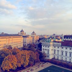 High above Vienna's rooftops! #nationalday #nationalfeiertag #vienna #wien #capital #city #25hourshotel #hotel #view #autumn #fall #lifestyle #photoshooting #dachboden #monday #hotel #terrace #bar #rooftop #sky #cloud #sun #sunset #building #stadt #trees #park #beauty #museum #museumsquartier