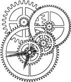 Resultado de imagen de draw clock png