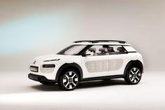 Avec le Cactus, Citroën imagine la voiture de demain: légère et simple, techno et écolo