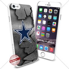 """NFL Dallas Cowboys,iPhone 6 4.7"""" & iPhone 6s Case Cover P... https://www.amazon.com/dp/B01ICTATJ2/ref=cm_sw_r_pi_dp_z7DIxbXHQC6Z8"""