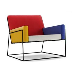 M. Wanders, Charles Chair Composition 14 Sedia