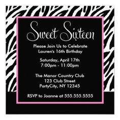 =>Sale on          Sassy Pink and Black Zebra Print Announcements           Sassy Pink and Black Zebra Print Announcements We have the best promotion for you and if you are interested in the related item or need more information reviews from the x customer who are own of them before please fol...Cleck Hot Deals >>> http://www.zazzle.com/sassy_pink_and_black_zebra_print_announcements-161659820938772109?rf=238627982471231924&zbar=1&tc=terrest