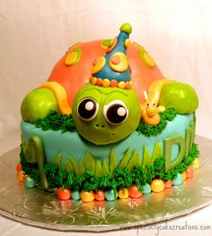 Another Turtle cake