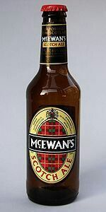 "BEWARE- STRONG BUT GOOD !!! "" MCEWAN'S SCOTCH ALE BEER"" ..."