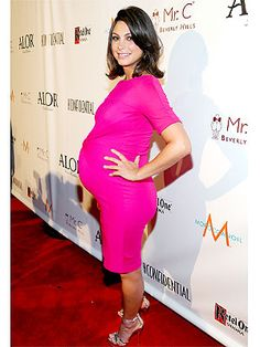 1000 Images About Maternity Style Celebrities On Pinterest Maternity Styles Morena Baccarin