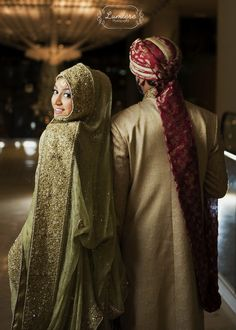 Afia Bhabi    Hijabi Bride    Indian Wedding mA