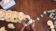 Diy wedding decorations 795518721657857124 - Make your own floral garland Source by NoozayDecor Diy Wedding Backdrop, Wedding Stage Decorations, Diy Backdrop, Backdrop Decorations, Diy Party Decorations, Flower Decorations, Wedding Centerpieces, Backdrops, Garland Wedding