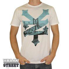 ZOO YORK - Tee Shirt Cracker Blanc 2013
