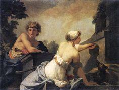 Ancient Greece Reloaded Fine Art Prints, Framed Prints, Canvas Prints, Son Of Zeus, The Pleiades, The Rite, Corinthian, Ancient Greece, Fine Art Paper