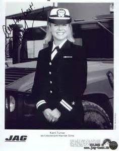 jag tv Lieutenant Harriet Sims - Bing Images