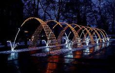 Świąteczne ozdoby w Gliwicach