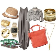 week-end shopping, created by pelletier-johanie on Polyvore