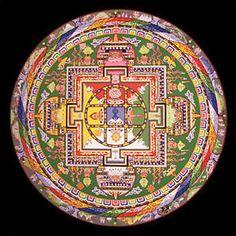 Yamantaka Mandala - The Opponent of Death  #Buddhism #monks