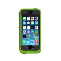 Lifeproof Nuud Case for iPhone 5s - Retail Packaging - Dark Lime /Smoke LifeProof http://www.amazon.com/dp/B00J331PCM/ref=cm_sw_r_pi_dp_JvYZtb19XD91R0S0