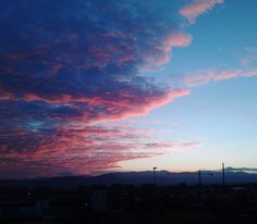 www.cs4rt.com #fotografia #photograpy #foto #photo #clouds #nuvole #paesaggio #tramonto #sunset