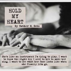 Hold My Heart, I Want To Know, Letting Go, Hold On, Singing, Novels, Let It Be, Face, Lets Go