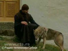 Ο μοναχός και ο λύκος - YouTube