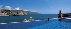 Villa Sant'Andrea:  Let your cares melt away in the warm Sicilian sunshine.