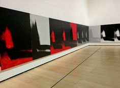 "ANDY WARHOL ""SHADOWS"" al Guggenheim Museum di Bilbao"