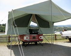 1963 Cox Pop Up 1000 Tct Classifieds For Sale Tent Campers Popup Camper For Sale Rv Campers